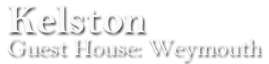 Kelston Guest House Bed & Breakfast Weymouth