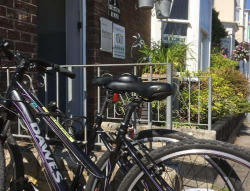 Bike Hire from our guest house