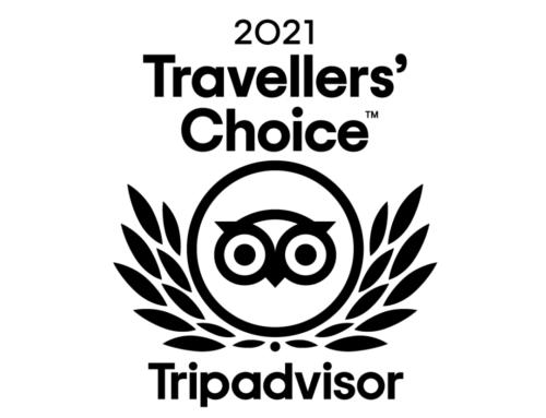 Travellers' Choice Winner 2021